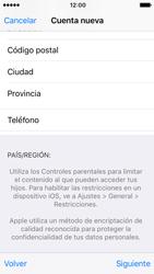 Apple iPhone SE iOS 10 - Aplicaciones - Tienda de aplicaciones - Paso 23