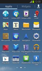 Samsung Galaxy S2 - Contact, Appels, SMS/MMS - Envoyer un MMS - Étape 3