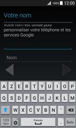Samsung J100H Galaxy J1 - Applications - Créer un compte - Étape 6