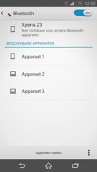 Sony Xperia Z3 4G (D6603) - Bluetooth - Aanzetten - Stap 5