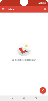 Wiko View 2 - E-mail - e-mail instellen (outlook) - Stap 6