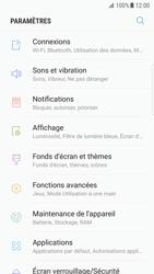 Samsung G935 Galaxy S7 Edge - Android Nougat - Réseau - Sélection manuelle du réseau - Étape 4