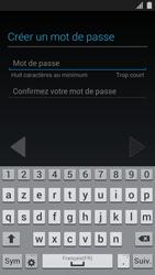 Samsung Galaxy S5 - Premiers pas - Créer un compte - Étape 13