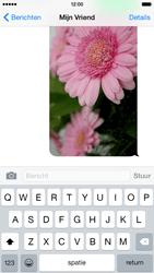 Apple iPhone 6 iOS 8 - MMS - afbeeldingen verzenden - Stap 13