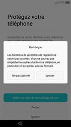 Huawei Nova - Premiers pas - Créer un compte - Étape 28