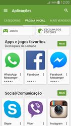 Samsung Galaxy A5 - Aplicações - Como pesquisar e instalar aplicações -  5
