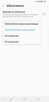 Samsung Galaxy Note 9 - Internet et connexion - Activer la 4G - Étape 7