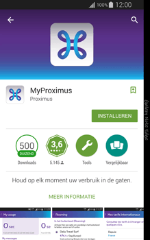 Samsung N915FY Galaxy Note Edge - Applicaties - MyProximus - Stap 8