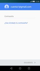 Huawei P8 Lite - E-mail - Configurar Gmail - Paso 11
