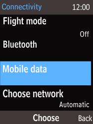 Nokia 220 - Internet - Manual configuration - Step 5