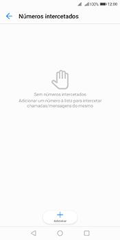 Huawei Y6 (2018) - Chamadas - Como bloquear chamadas de um número -  7