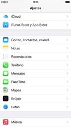 Apple iPhone 6 iOS 8 - Mensajería - Configurar el equipo para mensajes multimedia - Paso 10