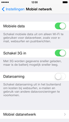 Apple iPhone 5c - Internet - Handmatig instellen - Stap 8