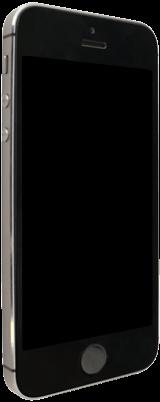 Apple iPhone 5s - iOS 11 - Premiers pas - Découvrir les touches principales - Étape 4