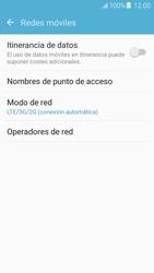 Samsung Galaxy J5 (2016) - Red - Seleccionar el tipo de red - Paso 5