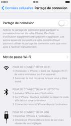 Apple iPhone 6s - Internet et connexion - Partager votre connexion en Wi-Fi - Étape 4