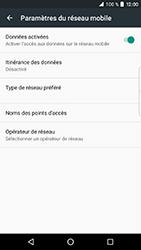 BlackBerry DTEK 50 - Internet - Configuration manuelle - Étape 8