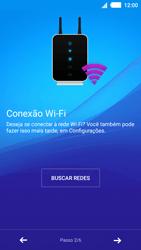 Sony Xperia M4 Aqua - Primeiros passos - Como ativar seu aparelho - Etapa 6