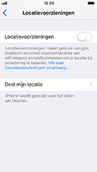 Apple iPhone SE - iOS 12 - Beveiliging en privacy - zoek mijn iPhone activeren - Stap 5