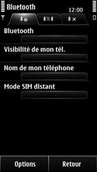Nokia 500 - Bluetooth - connexion Bluetooth - Étape 8