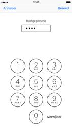 Apple iPhone 7 (Model A1778) - Beveiliging en ouderlijk toezicht - Hoe wijzig ik mijn SIM PIN-code - Stap 7