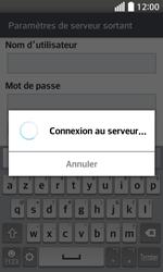 LG F70 - E-mails - Ajouter ou modifier un compte e-mail - Étape 16