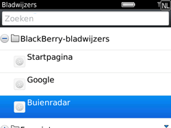 BlackBerry 9780 Bold - Internet - hoe te internetten - Stap 9