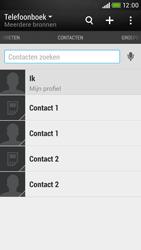 HTC Desire 601 - Contacten en data - Contacten kopiëren van SIM naar toestel - Stap 11