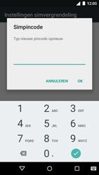 Motorola Moto G 4G (3rd gen.) (XT1541) - Beveiliging en ouderlijk toezicht - Hoe wijzig ik mijn SIM PIN-code - Stap 9