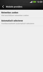 HTC Desire 500 - Netwerk - gebruik in het buitenland - Stap 8