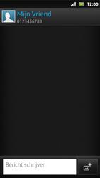Sony MT27i Xperia Sola - MMS - Afbeeldingen verzenden - Stap 8