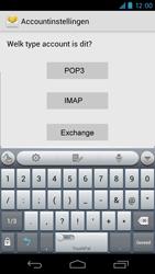ZTE V9800 Grand Era LTE - E-mail - Handmatig instellen - Stap 8