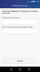 Huawei Y6 - Email - Adicionar conta de email -  9