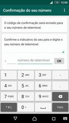 Sony Xperia Z3 Plus - Aplicações - Como configurar o WhatsApp -  6