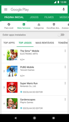 Google Pixel 2 - Aplicativos - Como baixar aplicativos - Etapa 6