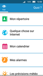 Doro 8031 - Contact, Appels, SMS/MMS - Ajouter un contact - Étape 4