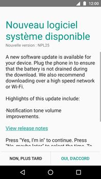 Motorola Moto Z Play - Appareil - Mise à jour logicielle - Étape 7