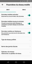 Huawei Y5 (2018) - Aller plus loin - Désactiver les données à l'étranger - Étape 6