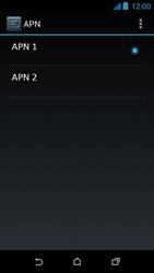 HTC Desire 310 - MMS - Configuration manuelle - Étape 16