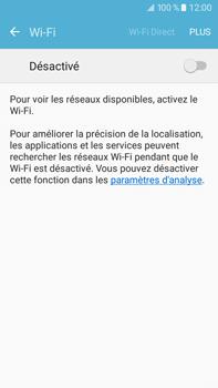 Samsung Samsung Galaxy J7 (2016) - Internet et connexion - Accéder au réseau Wi-Fi - Étape 5
