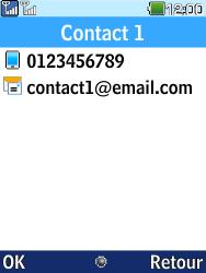 LG G359 - Contact, Appels, SMS/MMS - Envoyer un MMS - Étape 9