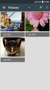 HTC HTC Desire 825 - MMS - afbeeldingen verzenden - Stap 19