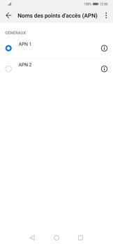 Huawei Mate 20 Pro - Internet - Configuration manuelle - Étape 15