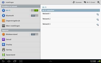Samsung N8020 Galaxy Note 10-1 LTE - WiFi - Handmatig instellen - Stap 5
