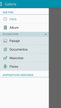 Samsung N910F Galaxy Note 4 - Bluetooth - Transferir archivos a través de Bluetooth - Paso 5
