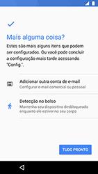 Motorola Moto X4 - Primeiros passos - Como ativar seu aparelho - Etapa 18