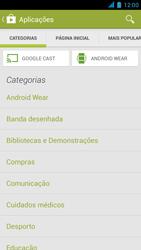 Wiko Darkmoon - Aplicações - Como pesquisar e instalar aplicações -  6