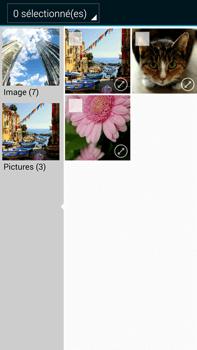 Samsung Galaxy Note 4 - Photos, vidéos, musique - Envoyer une photo via Bluetooth - Étape 9
