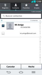 LG G2 - Mensajería - Escribir y enviar un mensaje multimedia - Paso 7