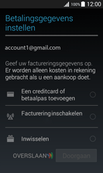 Samsung Galaxy Xcover 3 (SM-G388F) - Applicaties - Account aanmaken - Stap 17